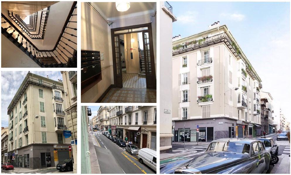 Lamartine interieur exterieur, Nice investissement locatif