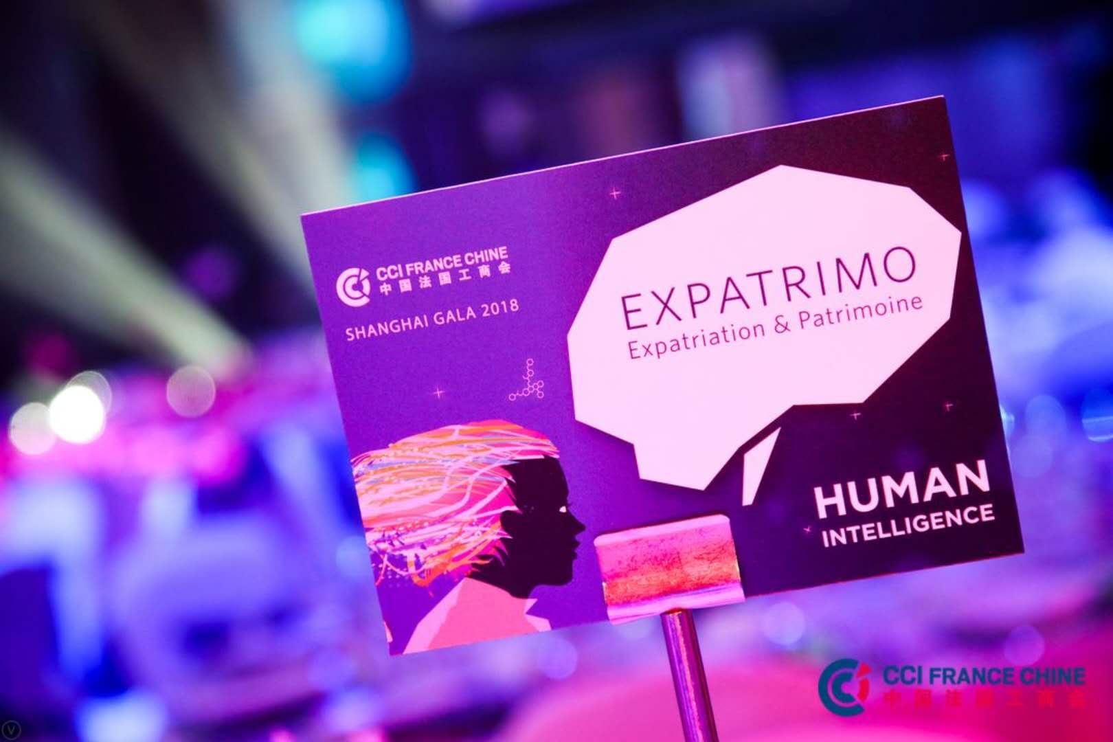 Expatrimo Sponsor Gala CCIFC