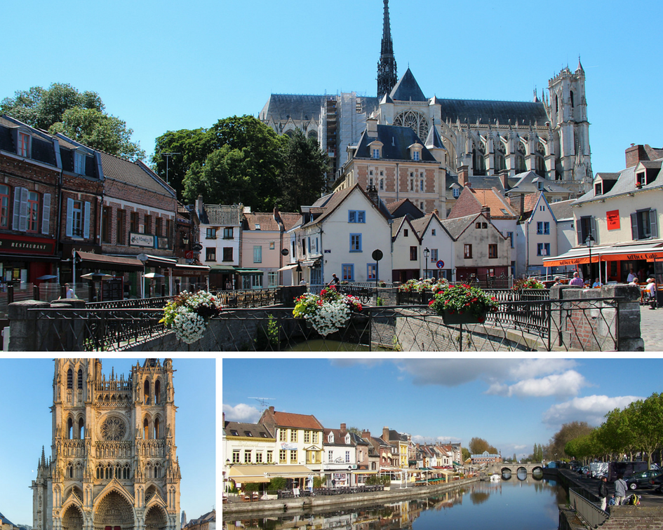 Photos Ville d'Amiens, France, Investissement Immobilier