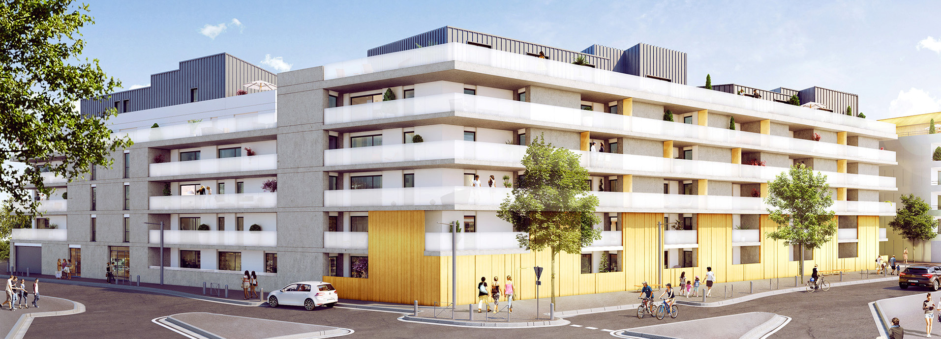 Residence Dedicace Toulouse Nue-Propriete