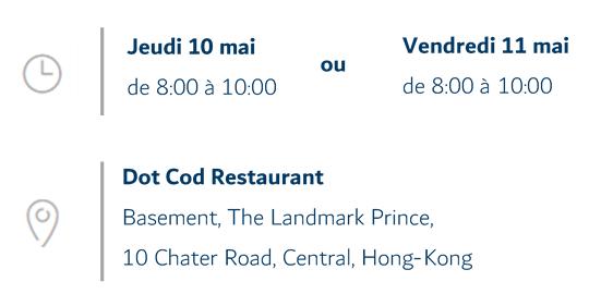 Infos Pratiques Conferences Hong Kong mai 2018
