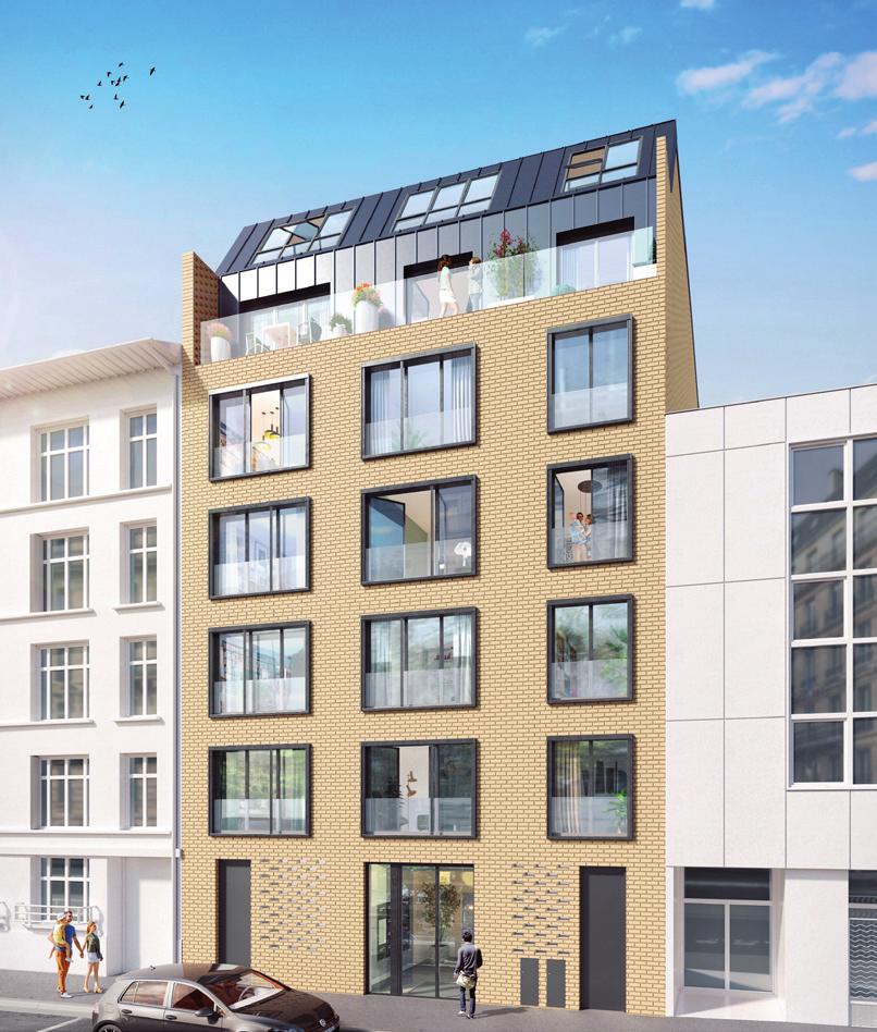L'Ecrin - Investir dans le 19e arrondissement de Paris