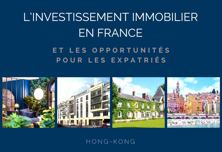 Investissement immobilier en France Expatrie