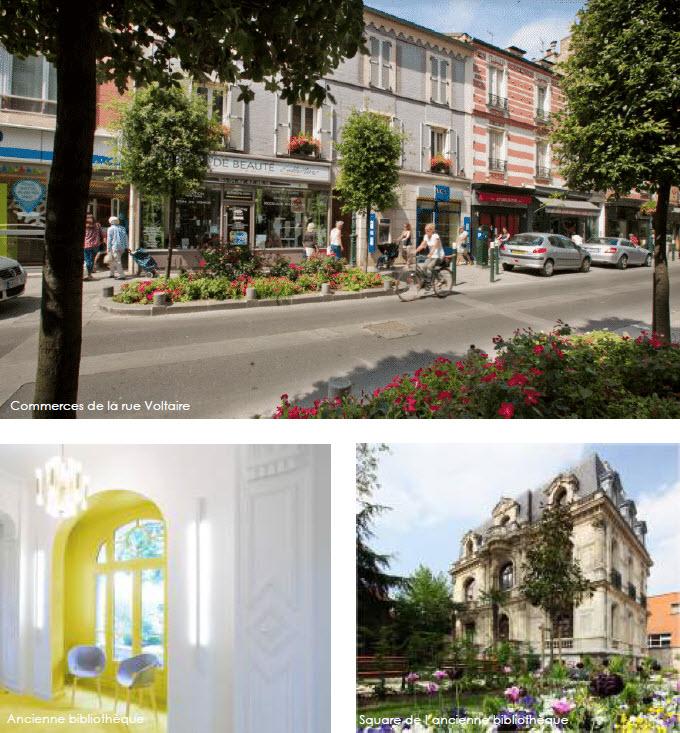 Photos La Garenne Colombes investissement immobilier nue propriete