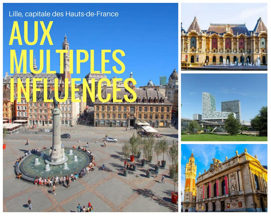 Lilles, Capitale des Hauts-de-France