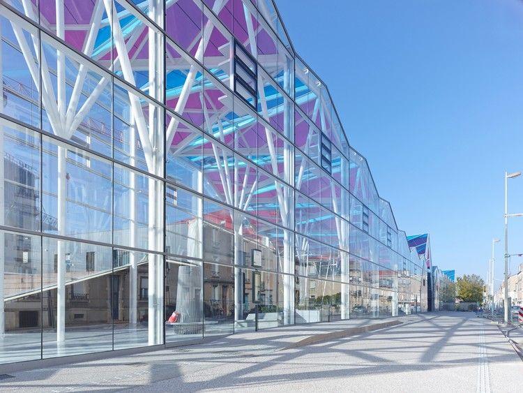 Le campus ARTEM à Nancy