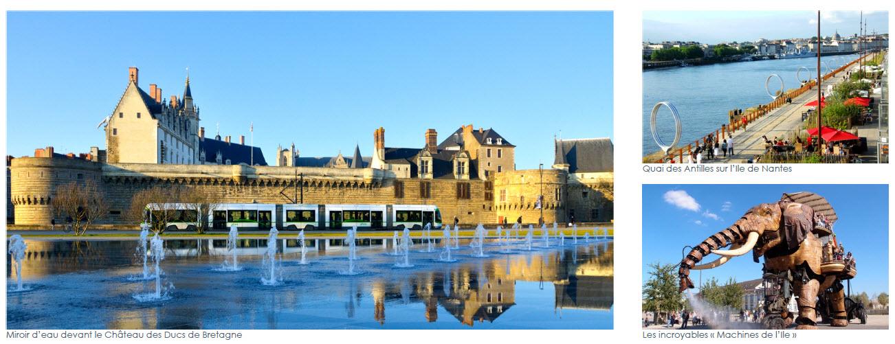 Nantes, une ville attractive ou investir en Nue-propriété