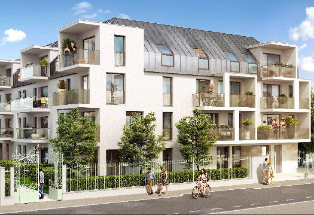 Acheter appartement Villemomble Villa Coquetiers