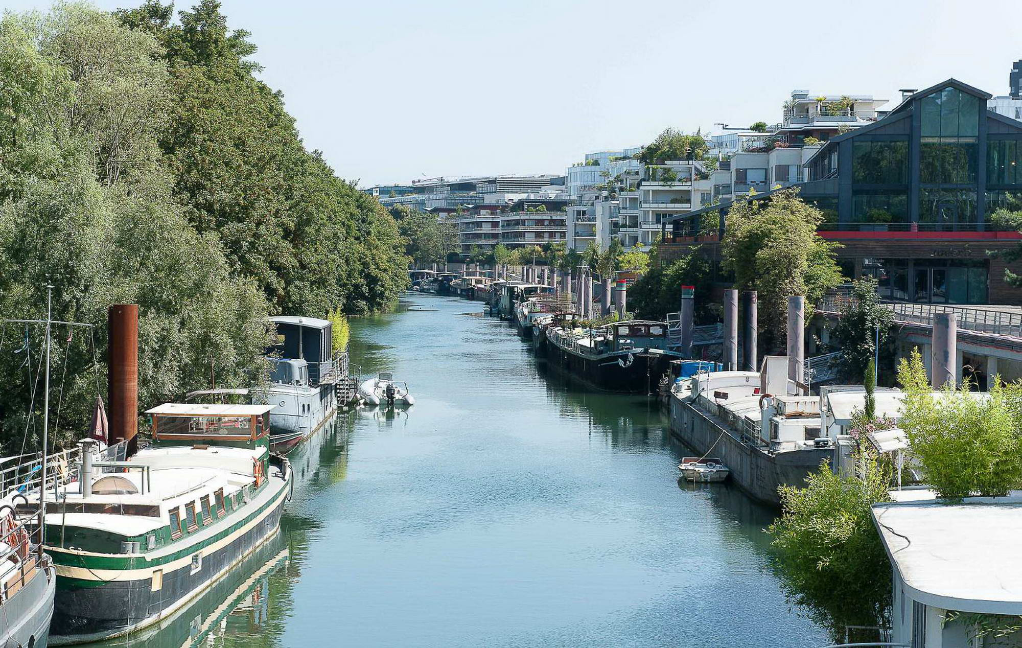 Canal Issy les Moulineaux investissement immobilier